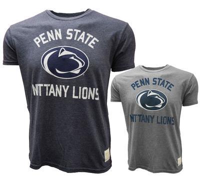 Retro Brand - Penn State Men's Retro Triblend T-Shirt