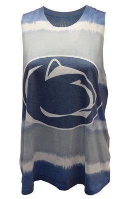 Blue 84 - Penn State Women's Retro Stripe Tank