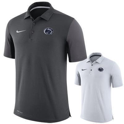 NIKE - Penn State Nike Men's NK Team Issue Dri-Fit Polo