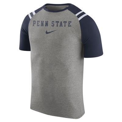 NIKE - Penn State Nike Men's NK Stripe T-Shirt