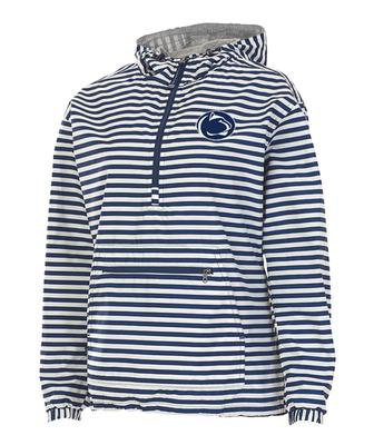 The Family Clothesline - Penn State Women's Stripe Anorak Jacket