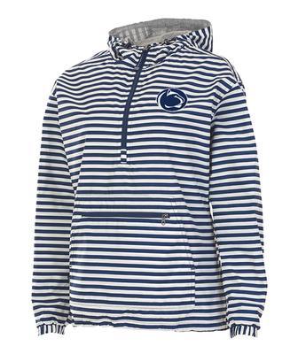 The Family Clothesline - Penn State Women's Stripe Anorak Jacket
