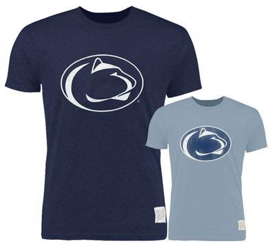 Retro Brand - Penn State Men's Vintage Logo T-Shirt