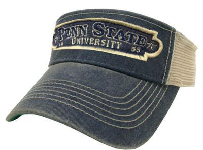 Legacy - Penn State Adult PS University Visor