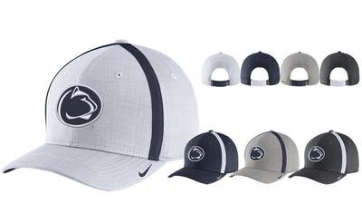 NIKE - Penn State Nike Adult Aerobill SL Coaches Hat
