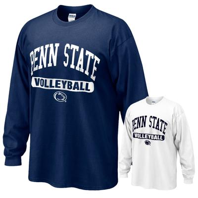 The Family Clothesline - Penn State Adult Volleyball Oval Long Sleeve