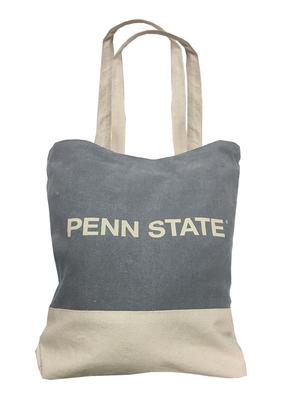 Carolina Sewn - Penn State Washed Canvas Tall Tote Bag