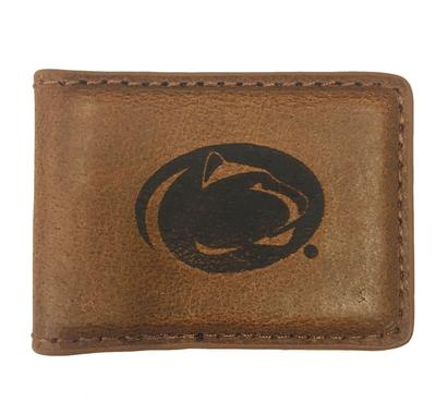 Zeppelin Products - Penn State Embossed Logo Money Clip