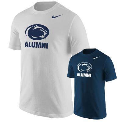 NIKE - Penn State Nike Alumni Logo Adult T-Shirt
