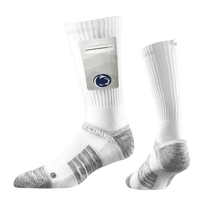 Strideline - Penn State Gradient Pocket Crew Socks
