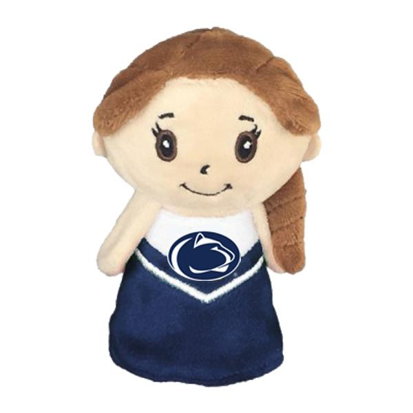 Tiny Tots Toys : Penn state tiny tot cheerleader plush kids gt gifts and