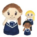 Penn State Tiny Tot Cheerleader Plush