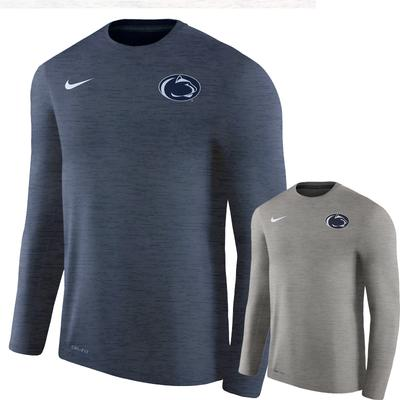 NIKE - Penn State Nike Men's Coach's Dry Long Sleeve