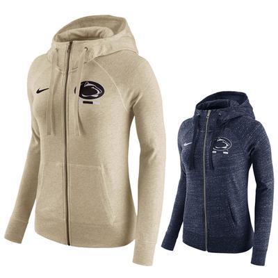 NIKE - Penn State Nike Women's Vintage Gym Hood