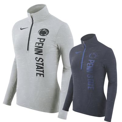 NIKE - Penn State Nike Women's Element Quarter Zip