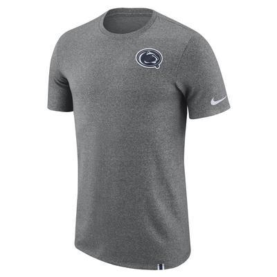 NIKE - Penn State Nike Men's Marled Patch T-Shirt