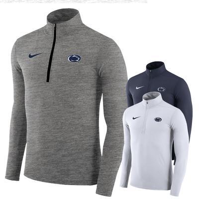 NIKE - Penn State Nike Men's NK Element Quarter Zip