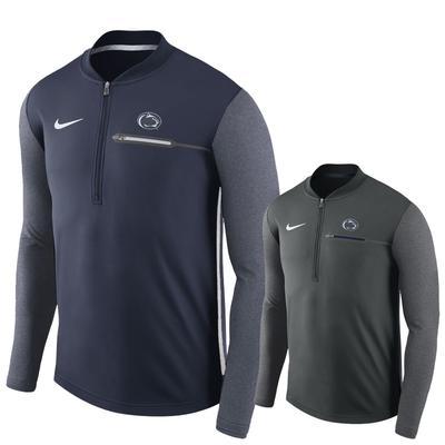 NIKE - Penn State Nike Men's NK Coach Quarter Zip