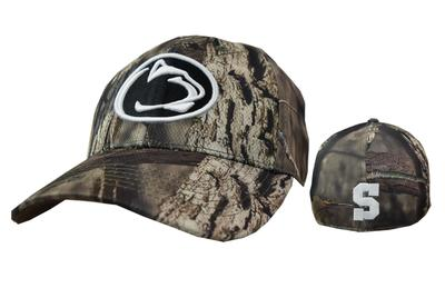 Top of The World - Penn State Adult Mossy 3 Hat