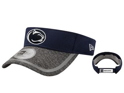 New Era Caps - Penn State Adult NE16 Training Visor