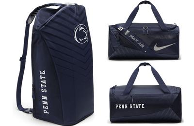 NIKE - Penn State Nike Vapor Duffel Bag