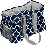 Penn State Quatrefoil Junior Caddy Bag