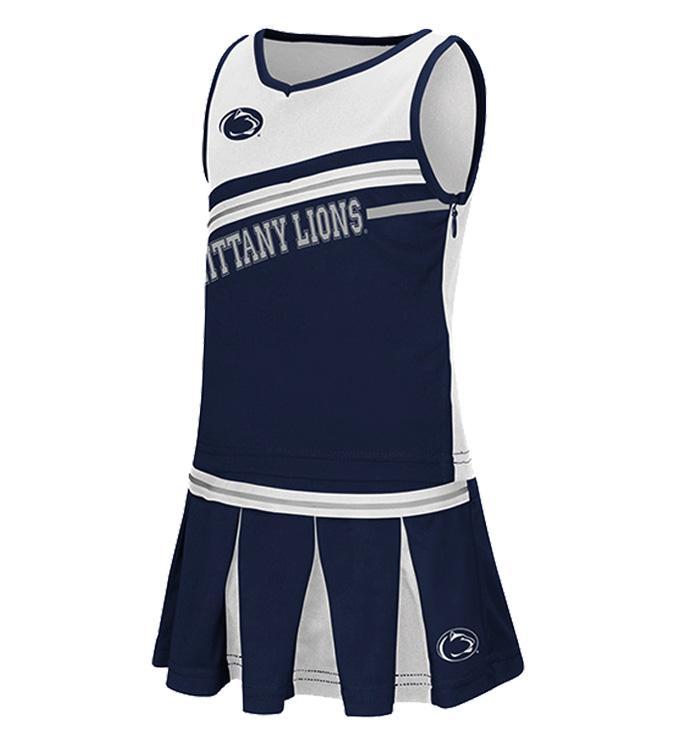 Penn State Infant Cheerleader Set