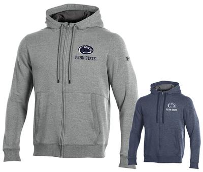 UNDER ARMOUR - Penn State Under Armour Men's Threadborne 1/4 Zip Hood