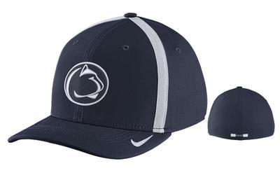 NIKE - Penn State Youth Sideline Swoosh Hat