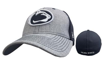 New Era Caps - Penn State Adult Heathered Neo 2 Hat