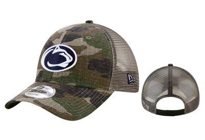 New Era Caps - Penn State Adult Trucker Duel Hat