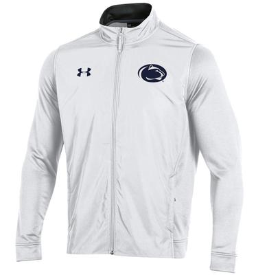 UNDER ARMOUR - Penn State Under Armour Men's Terry Tech Full-Zip Jacket