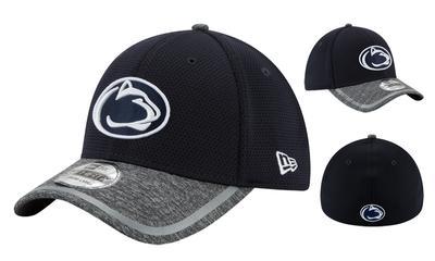 New Era Caps - Penn State Adult NE16 39Thirty Training Hat
