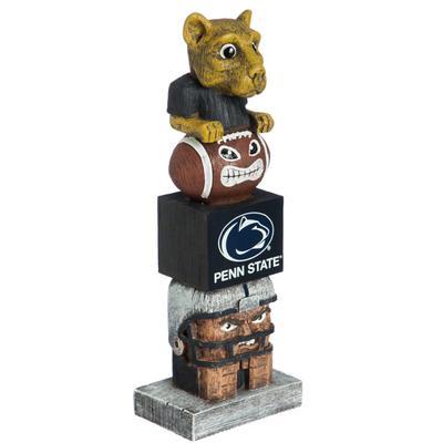 Team Sports America - Penn State Tiki Totem Sculpture