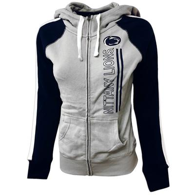 G-III Apparel - Penn State Women's Linebacker Full-Zip Jacket