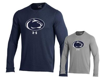 UNDER ARMOUR - Penn State Under Armour Men's Waffle Crew