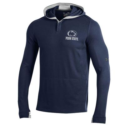 UNDER ARMOUR - Penn State Under Armour Men's Waffle Hood