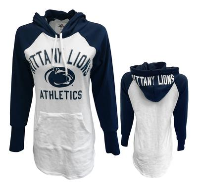 G-III Apparel - Penn State Women's All DivisionTunic Hood