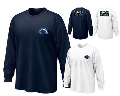 Uscape Apparel - Penn State Adult Original Uscape PS Long Sleeve