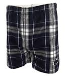 Penn State Men's Classic Flannel Plaid Boxers