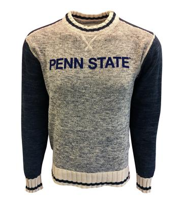 Bruzer - Penn State Men's New Crew Sweater