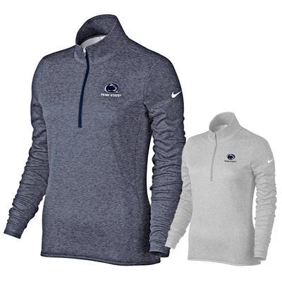 NIKE - Penn State Nike Women's Lucky Azalea Quarter Zip