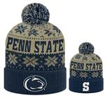 Penn State Adult Knit Subarctic Hat