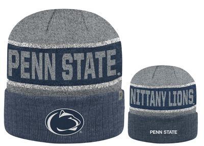 Top of The World - Penn State Adult Knit Below Zero II Hat