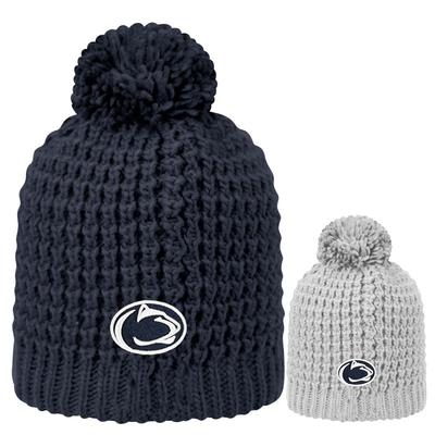 Top of The World - Penn State Adult Knit Slouch Hat