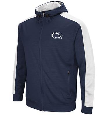 Colosseum - Penn State Men's Setter Full-Zip Hood