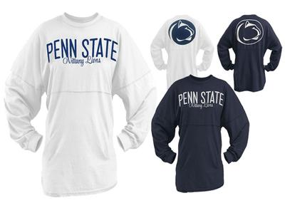 Press Box - Penn State Women's University Sweeper Long Sleeve