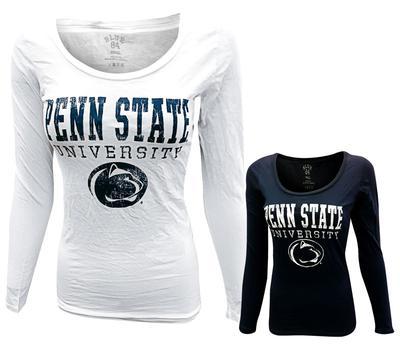 Blue 84 - Penn State Women's Particular Scoop Long Sleeve