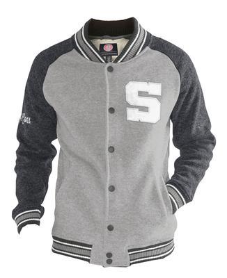 G-III Apparel - Penn State Men's Ace Sweater Varsity Jacket