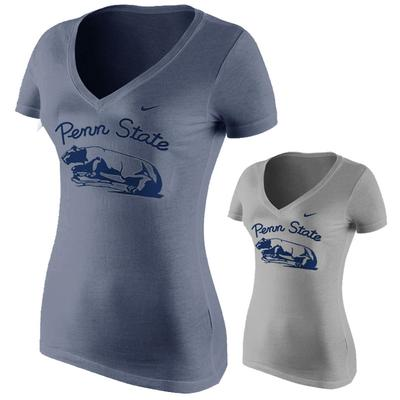 NIKE - Penn State Nike Women's Throwback T-Shirt